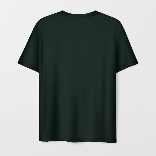Мужская футболка 3D Пограничные Войска Фото 01