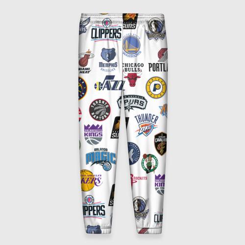 Мужские брюки 3D NBA Pattern   НБА Паттерн Фото 01