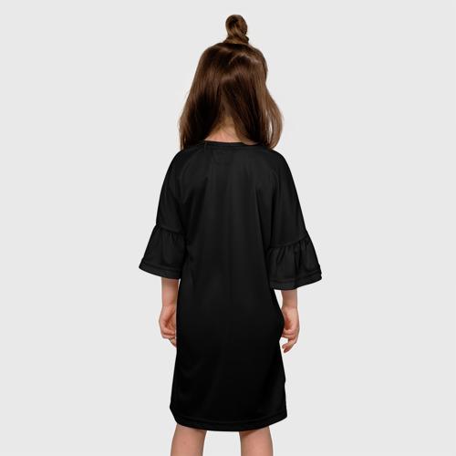 Детское платье 3D LINDEMANN | RAMMSTEIN (Z) Фото 01
