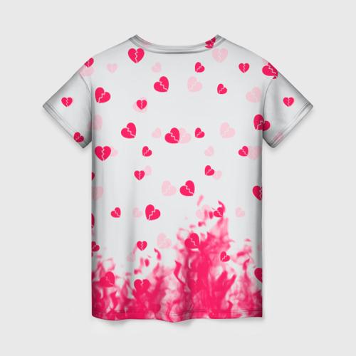 Женская футболка 3D Егор Крид. Фото 01