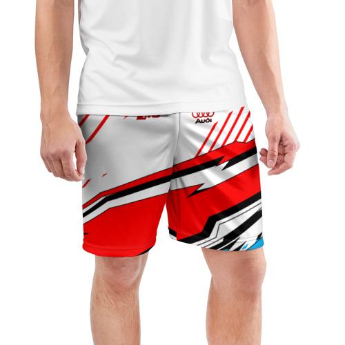 Мужские шорты спортивные Audi RS Фото 01