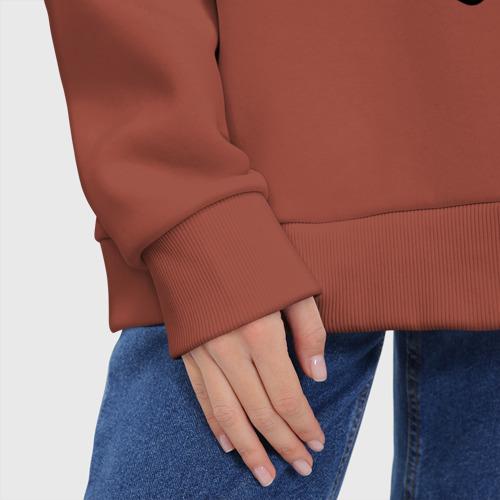 Женское худи Oversize хлопок LIMP BIZKIT | FRED DURST (Z) Фото 01