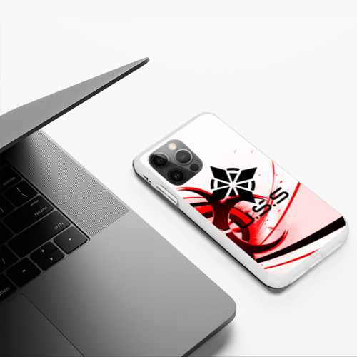 Чехол для iPhone 12 Pro Max U.S.S Фото 01