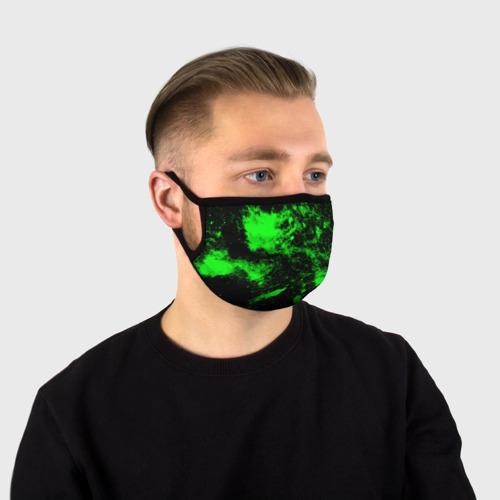 Зелёная краска