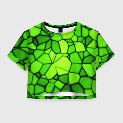 Зеленая мозаика