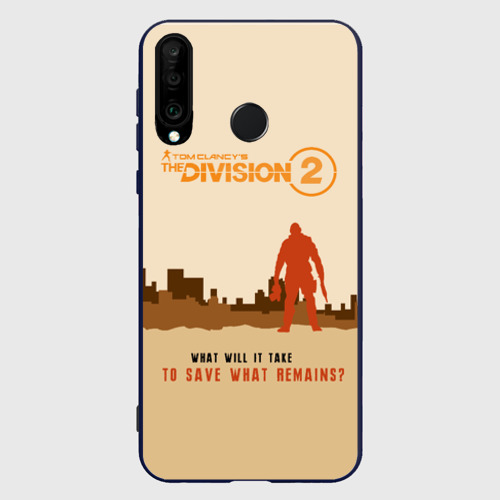 Чехол для Honor 20S Tom Clancy's The Division 2 Фото 01