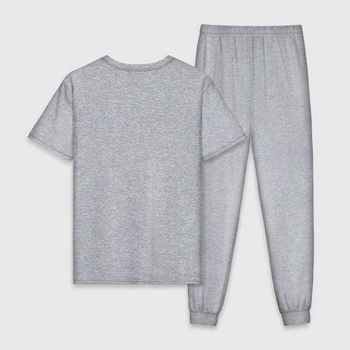 Мужская пижама хлопок Сова Фото 01