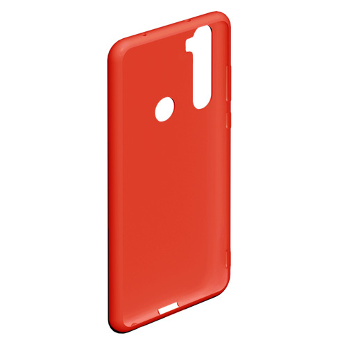 Чехол для Xiaomi Redmi Note 8 Ирландский клевер Фото 01