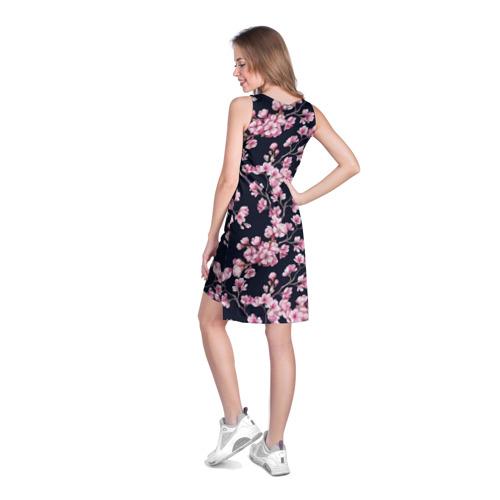 Платье-майка 3D Сакура Фото 01