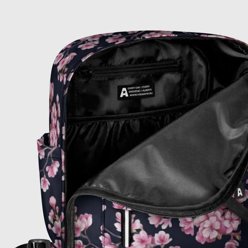 Женский рюкзак 3D Сакура Фото 01