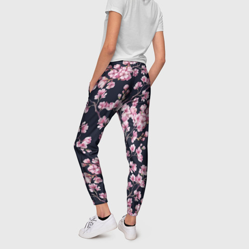 Женские брюки 3D Сакура Фото 01