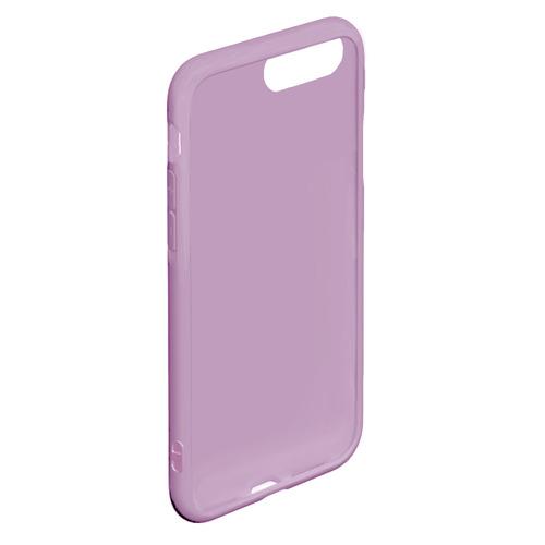 Чехол для iPhone 7Plus/8 Plus матовый Листья Фото 01