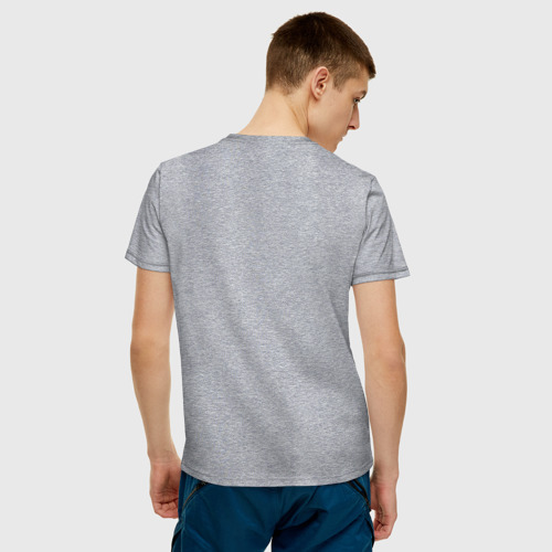 Мужская футболка хлопок Эволюция программиста Фото 01
