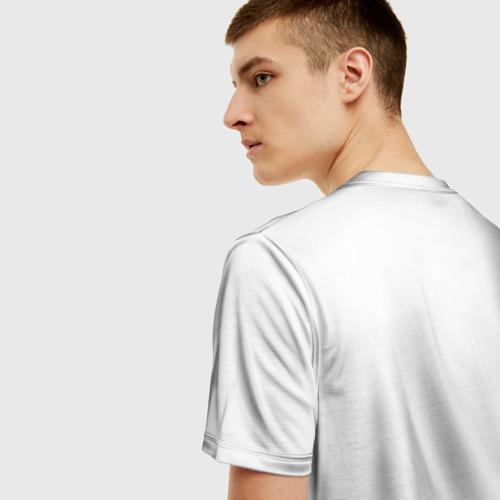 Мужская футболка 3D GODZILLA | ГОДЗИЛЛА Фото 01