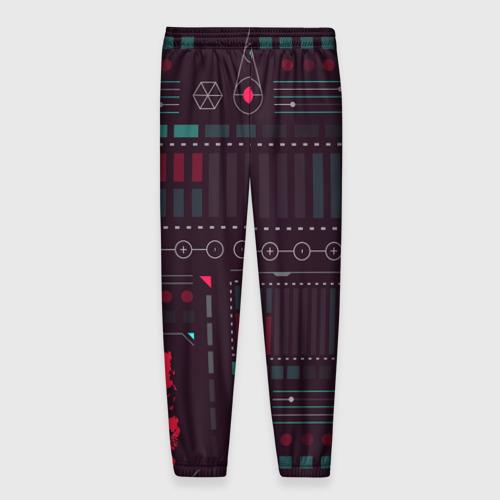 Мужские брюки 3D Cyber Фото 01