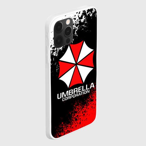 Чехол для iPhone 12 Pro Max RESIDENT EVIL UMBRELLA | РЕЗИДЕНТ ЕВИЛ (Z) Фото 01