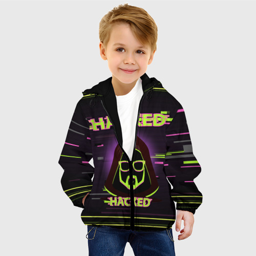 Детская куртка 3D Hacked Фото 01