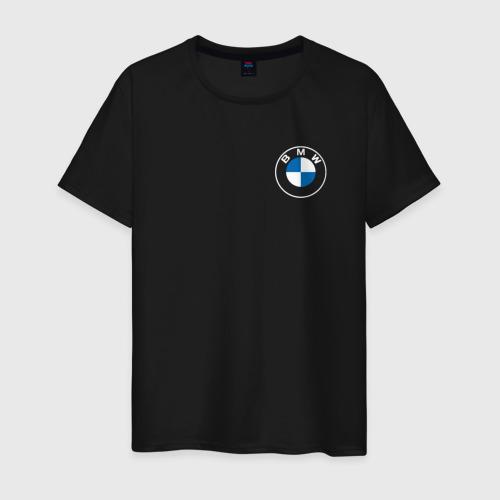 Мужская футболка хлопок BMW LOGO 2020 Фото 01