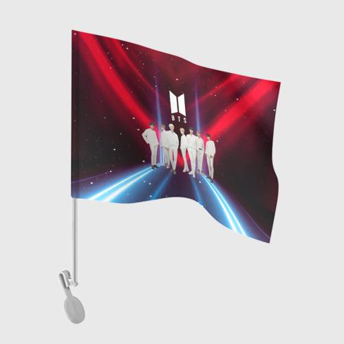 Флаг для автомобиля BTS One фото