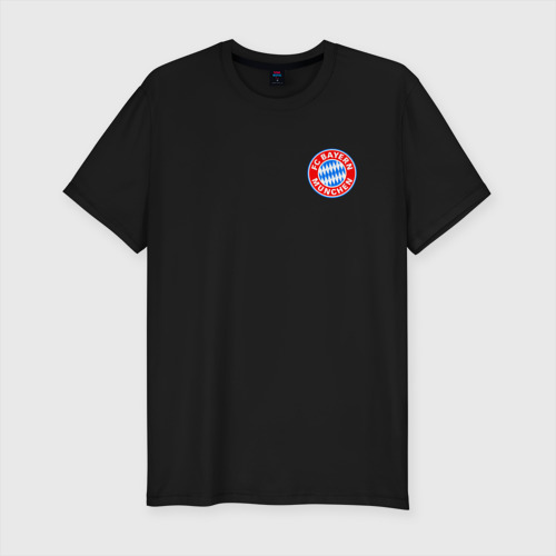 Мужская футболка премиум BAYERN MUNCHEN Фото 01