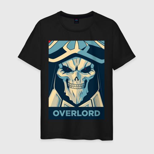 Мужская футболка хлопок OBEY THE OVERLORD Фото 01