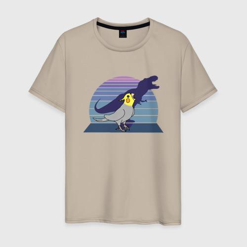Мужская футболка хлопок Рекс #1 Фото 01