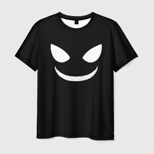 Мужская футболка 3D Shinra Smile, Fire Force Фото 01