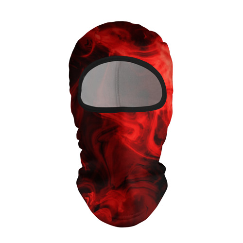 Красный дым