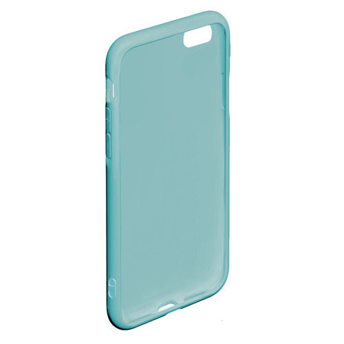 Чехол для iPhone 6Plus/6S Plus матовый No Personal space Фото 01