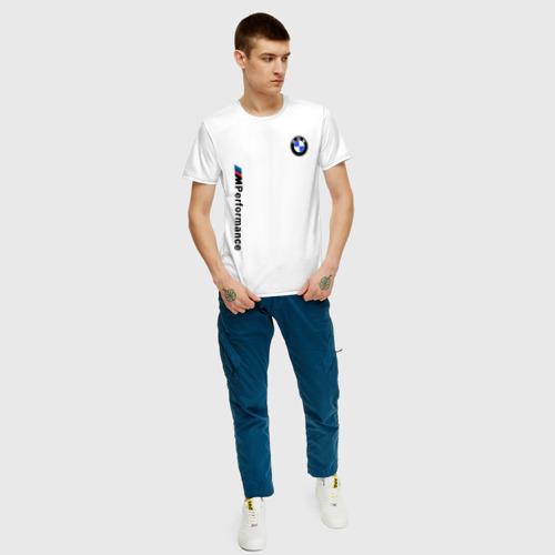 Мужская футболка хлопок BMW M PERFORMANCE 2020 Фото 01