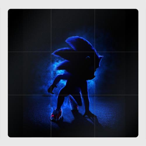 Магнитный плакат 3Х3 Sonic Фото 01