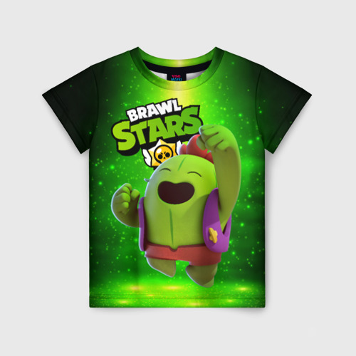 brawn stars Spike Спайк