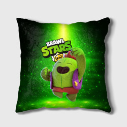 Подушка brawn stars Spike Спайк
