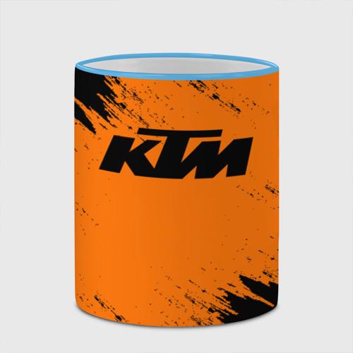 Кружка с полной запечаткой КТМ | KTM (Z) Фото 01