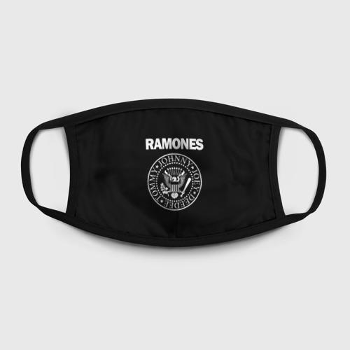 Маска защитная (+5 фильтров) RAMONES Фото 01