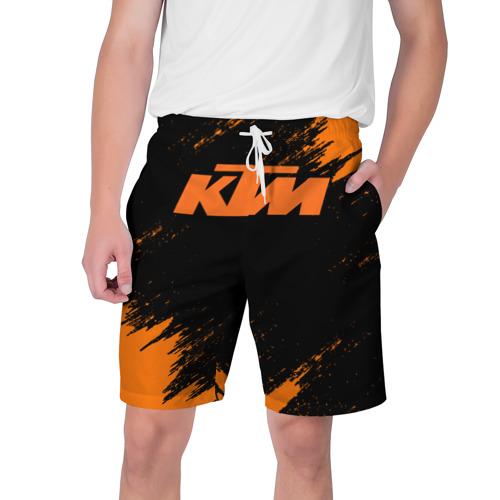 Мужские шорты 3D КТМ   КТМ (Z) Фото 01