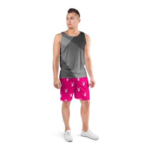 Мужские шорты спортивные PLAYBOY Фото 01