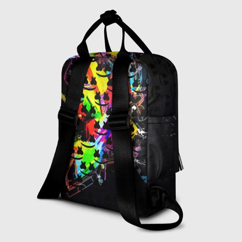 Женский рюкзак 3D MARSMELLO Фото 01