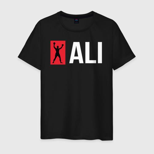 Мужская футболка хлопок ALI Фото 01
