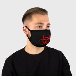 Маска Биохазард (Red)