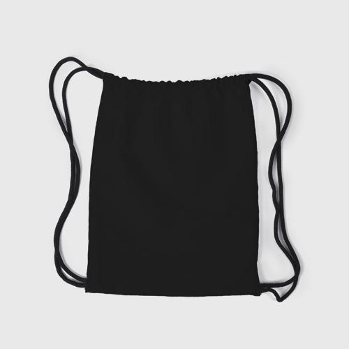 Рюкзак-мешок 3D ЧЁРНАЯ МАСКА Фото 01