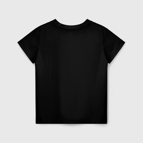Детская футболка 3D ЧЁРНАЯ МАСКА Фото 01