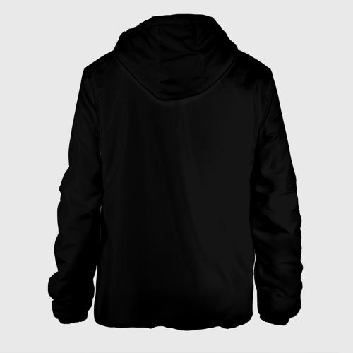 Мужская куртка 3D ЧЁРНАЯ МАСКА Фото 01
