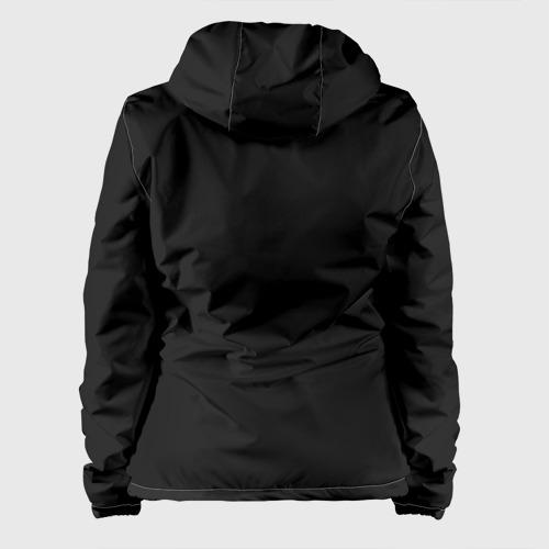 Женская куртка 3D ЧЁРНАЯ МАСКА Фото 01