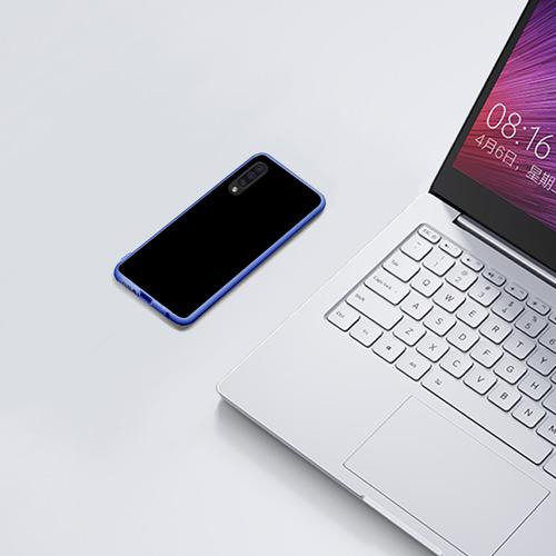 Чехол для Samsung A50 ЧЁРНАЯ МАСКА Фото 01