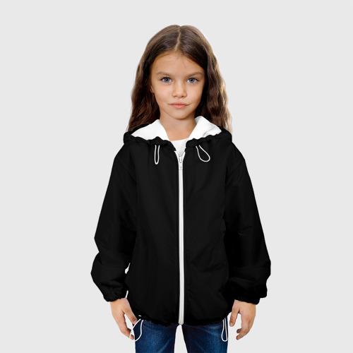 Детская куртка 3D ЧЁРНАЯ МАСКА Фото 01