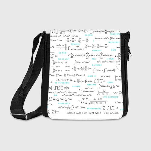 Сумка через плечо Математические формулы Фото 01