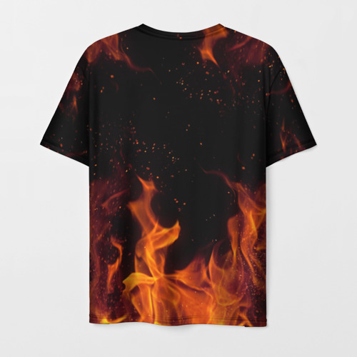 Мужская футболка 3D SABATON / САБАТОН Фото 01