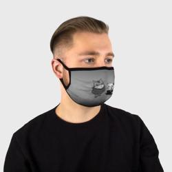 Котики в масках