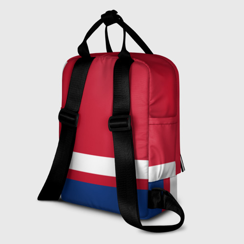 Женский рюкзак 3D Монреаль Канадиенс Фото 01